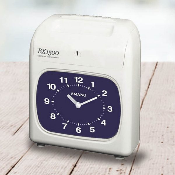 clocking in machine   Time clock machine