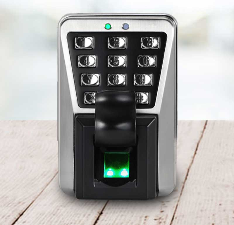 MA500 Anti Vandal Outdoor Fingerprint Access Control
