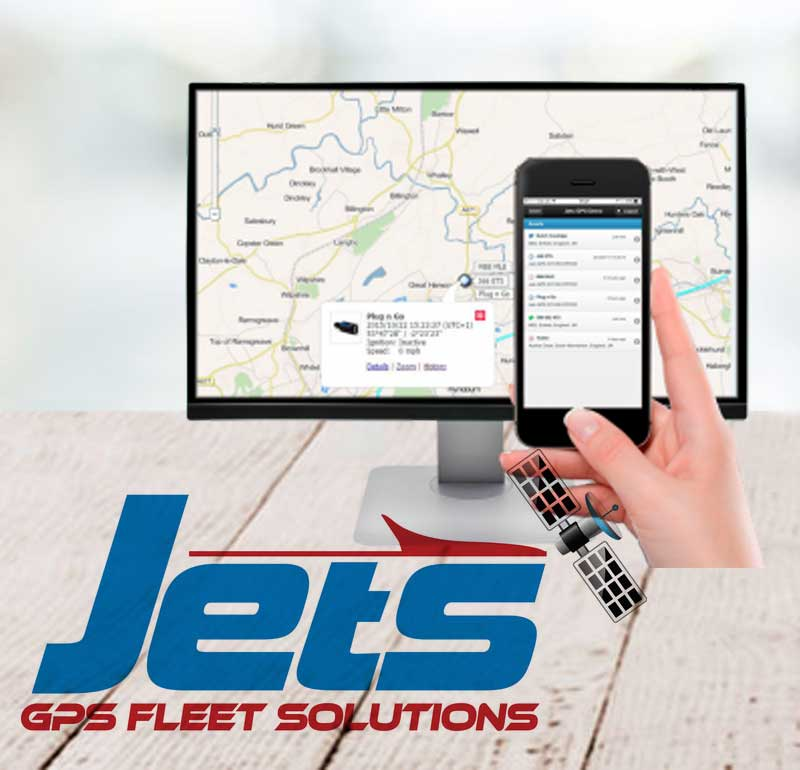 Jets GPS Tracker