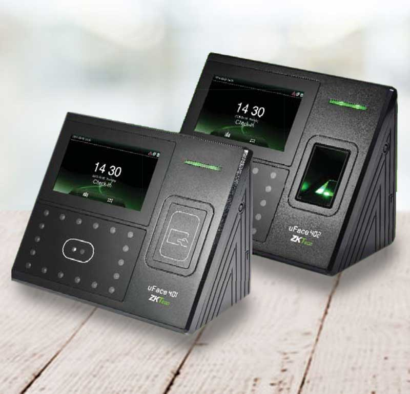 Facial Recognition Attendance System For Time And Attendance