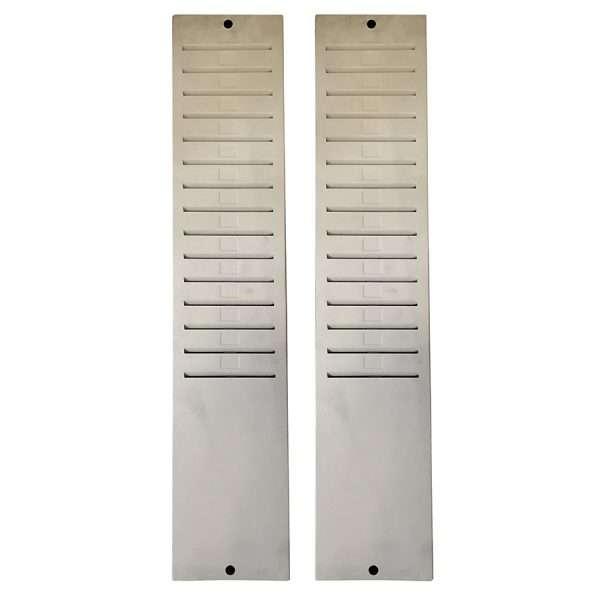Metal Clock card racks